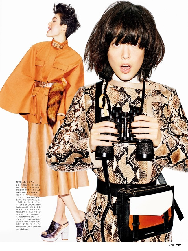 VOGUE JAPAN Mae Lapres & Kouka Webb by Matt Irwin. Aurora Sansone, June 2015, www.imageamplified.com, Image Amplified (1)