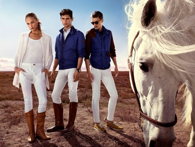 CAMPAIGN Massimo Dutti The Equestrian Collection Spring 2015 by Hunter & Gatti. www.imageamplified.com, Image Amplified (6)