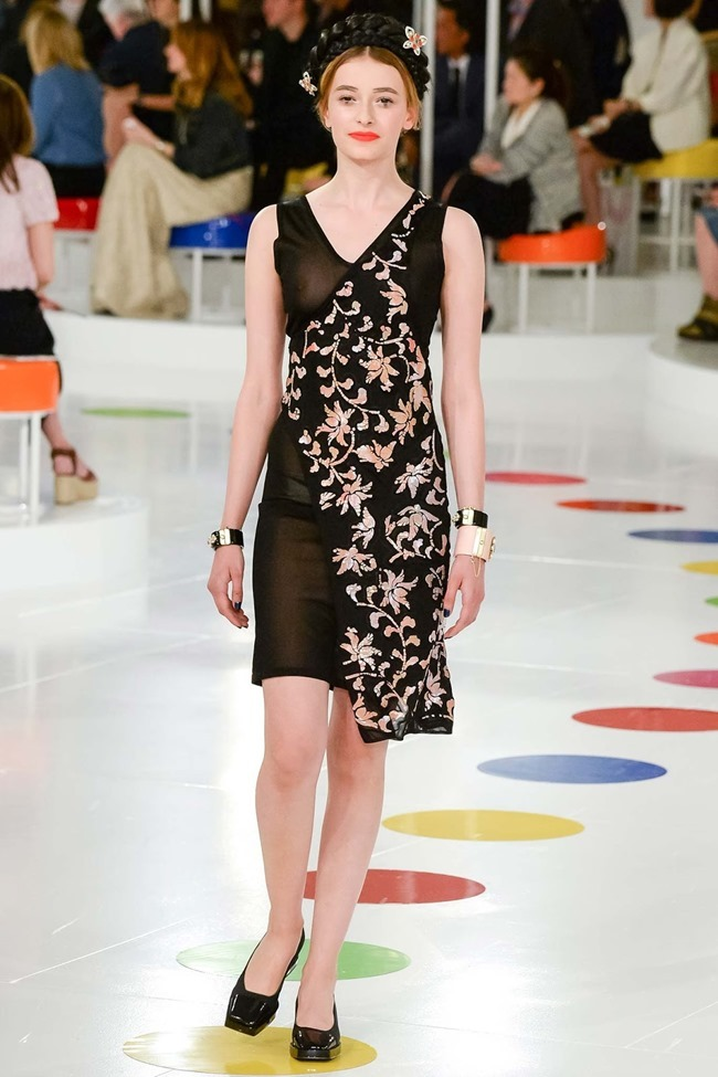 COLLECTION Chanel Resort 2016 Seoul. www.imageamplified.com, Image Amplified (74)