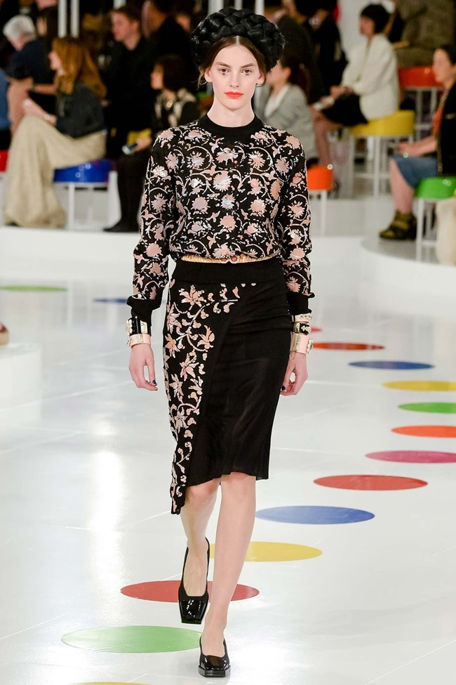 COLLECTION Chanel Resort 2016 Seoul. www.imageamplified.com, Image Amplified (75)