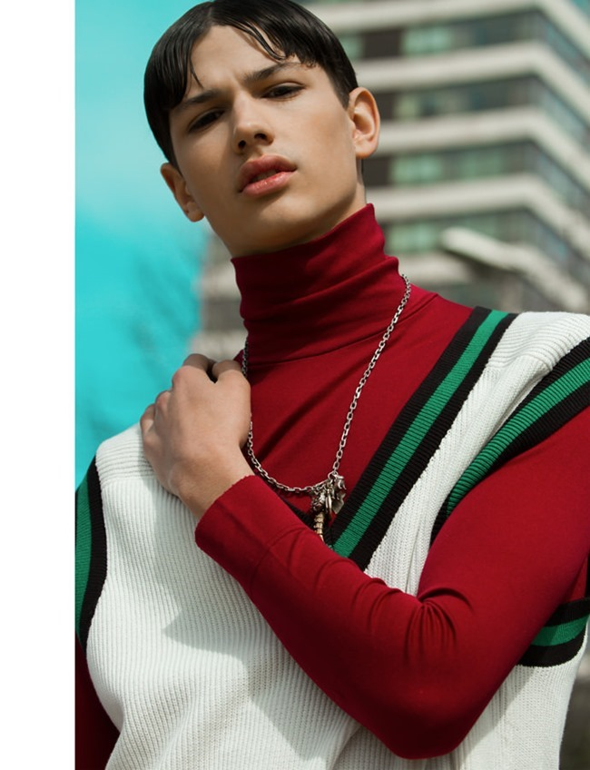 KALTBLUT MAGAZINE Lucas Santoni by Aylen Torres. Rebeca Sueiro, Spring 2015, www.imageamplified.com, Image Amplified (4)