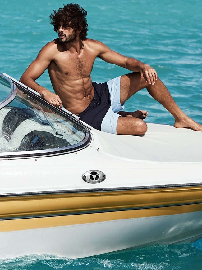 CAMPAIGN Marlon Teixeira & Ton Heukels for H&M Beachwear 2015. www.imageamplified.com, Image Amplified (2)