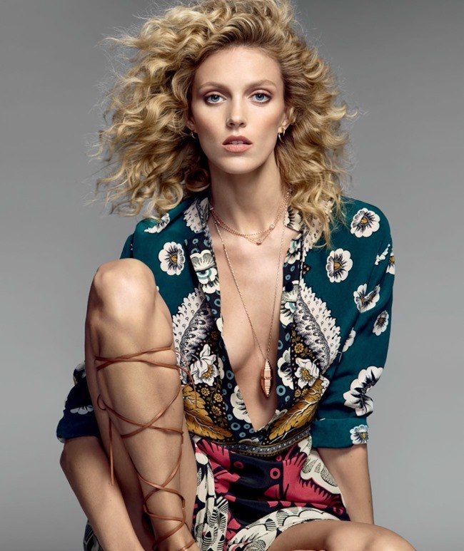 HARPER'S BAZAAR POLAND Anja Rubik by Nico Bustos. Sara Francia, June 2015, www.imageamplified.com, Image Amplified (4)