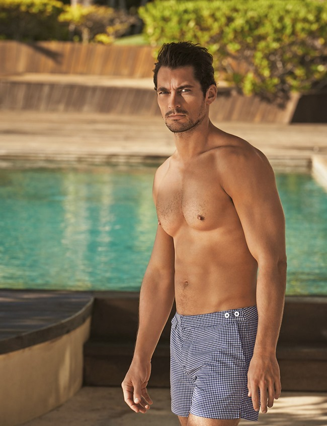 LOOKBOOK David Gandy for Marks & Spencer Autograph 2015. www.imageamplified.com, Image Amplified (1)