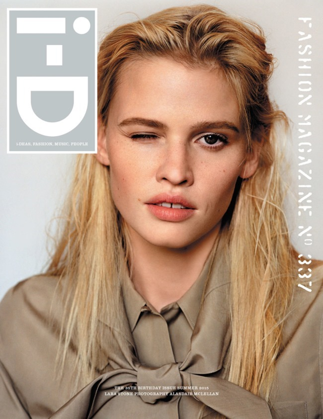 PREVIEW i-D Magazine Summer 2015 Covers by Alasdair McLellan. www.imageamplified.com, Image Amplified (1)