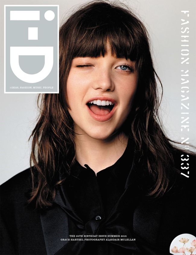 PREVIEW i-D Magazine Summer 2015 Covers by Alasdair McLellan. www.imageamplified.com, Image Amplified (8)