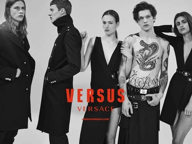 CAMPAIGN Versus Versace Fall 2015 by Collier Schorr. Alastair McKimm, www.imageamplified.com, Image Amplified (2)