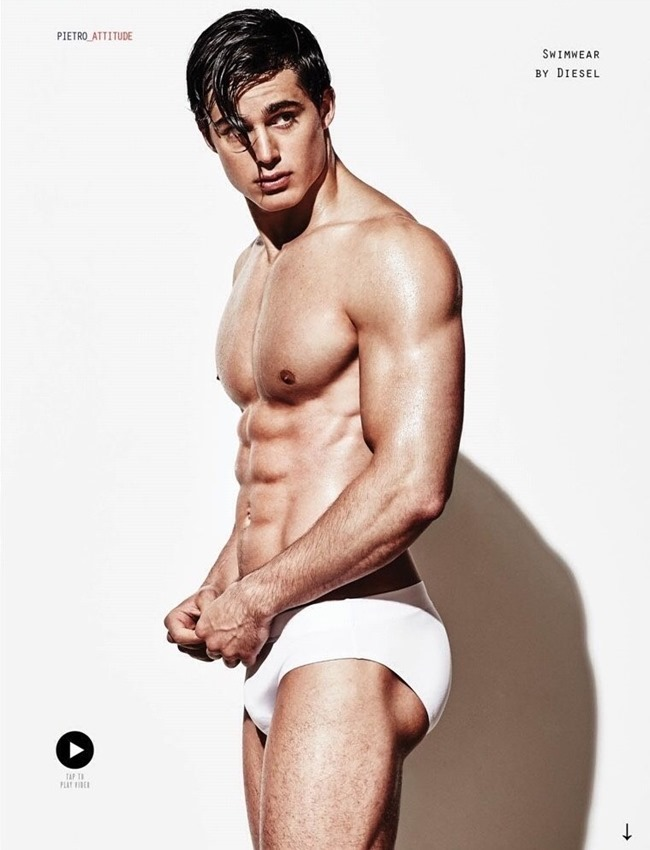 MASCULINE DOSAGE Pietro Boselli in Hot For Teacher for Attitude UK, June 2015. www.imageamplified.com, Image Amplified (1)