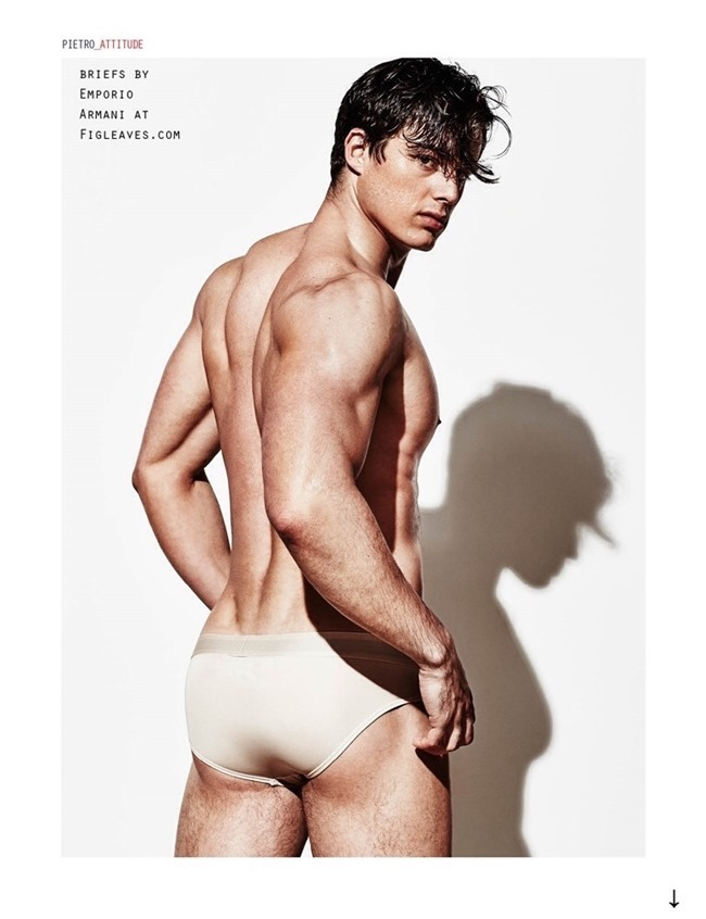 MASCULINE DOSAGE Pietro Boselli in Hot For Teacher for Attitude UK, June 2015. www.imageamplified.com, Image Amplified (8)