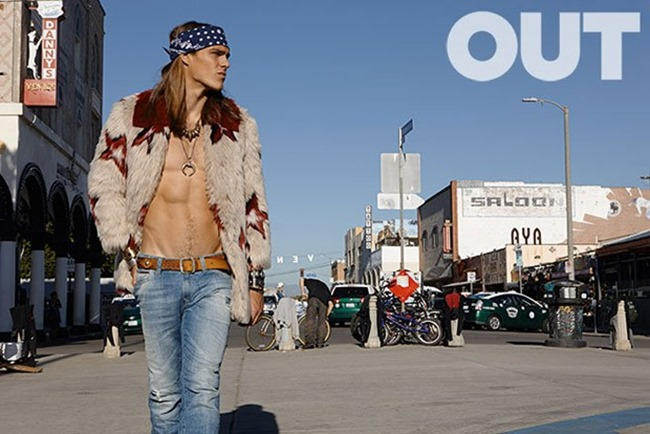 OUT MAGAZINE Travis Smith by Milan Vukmirovic. Christopher Campbell, Spring 2015, www.imageamplified.com, Image Amplified (1)
