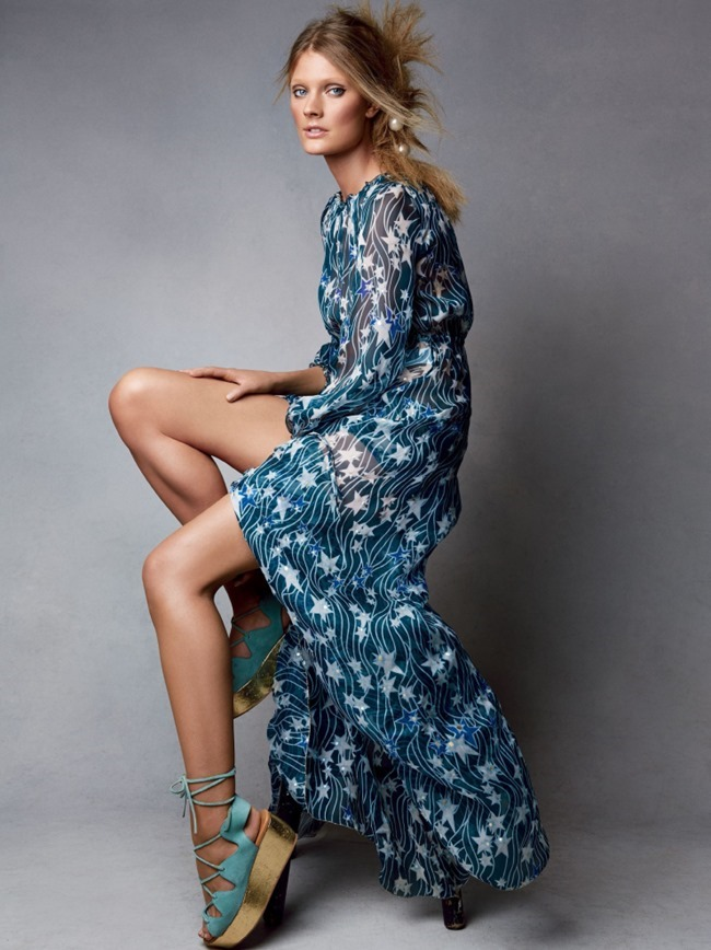 ALLURE MAGAZINE Constance Jablonski by Patrick Demarchelier. Siobhan Bonnovrier, June 2015, www.imageamplified.com, Image Amplified (6)
