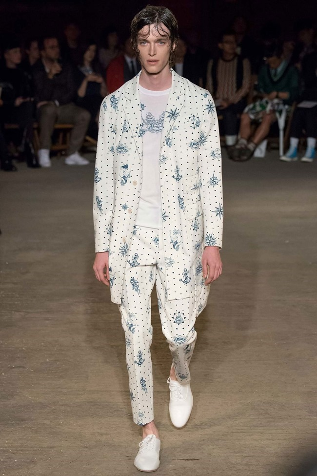 LONDON COLLECTIONS MEN Alexander McQueen Spring 2016. LCM, www.imageamplified.com, Image Amplified (6)