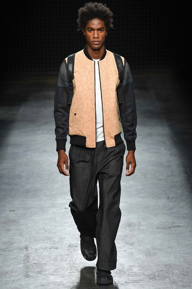 LONDON COLLECTIONS MEN Christopher Raeburn Spring 2016. LCM, www.imageamplified.com, Image Amplified (6)