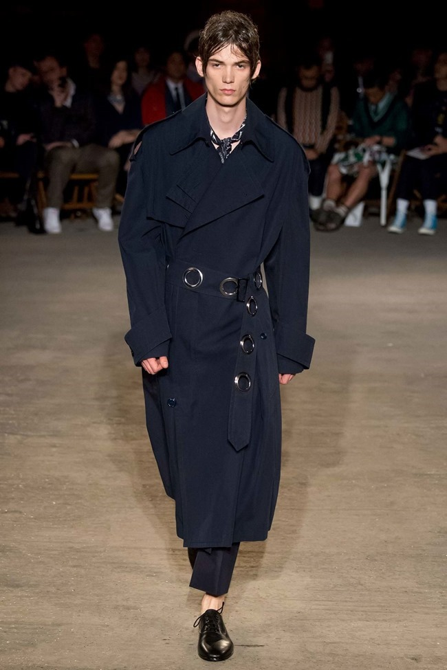 LONDON COLLECTIONS MEN Alexander McQueen Spring 2016. LCM, www.imageamplified.com, Image Amplified (15)