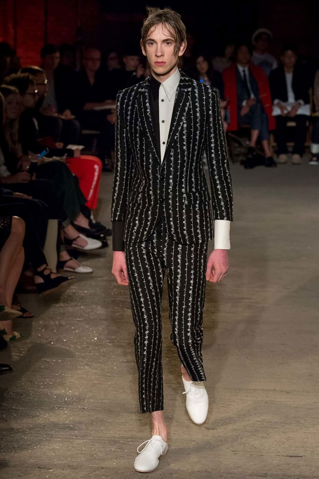 LONDON COLLECTIONS MEN Alexander McQueen Spring 2016. LCM, www.imageamplified.com, Image Amplified (20)