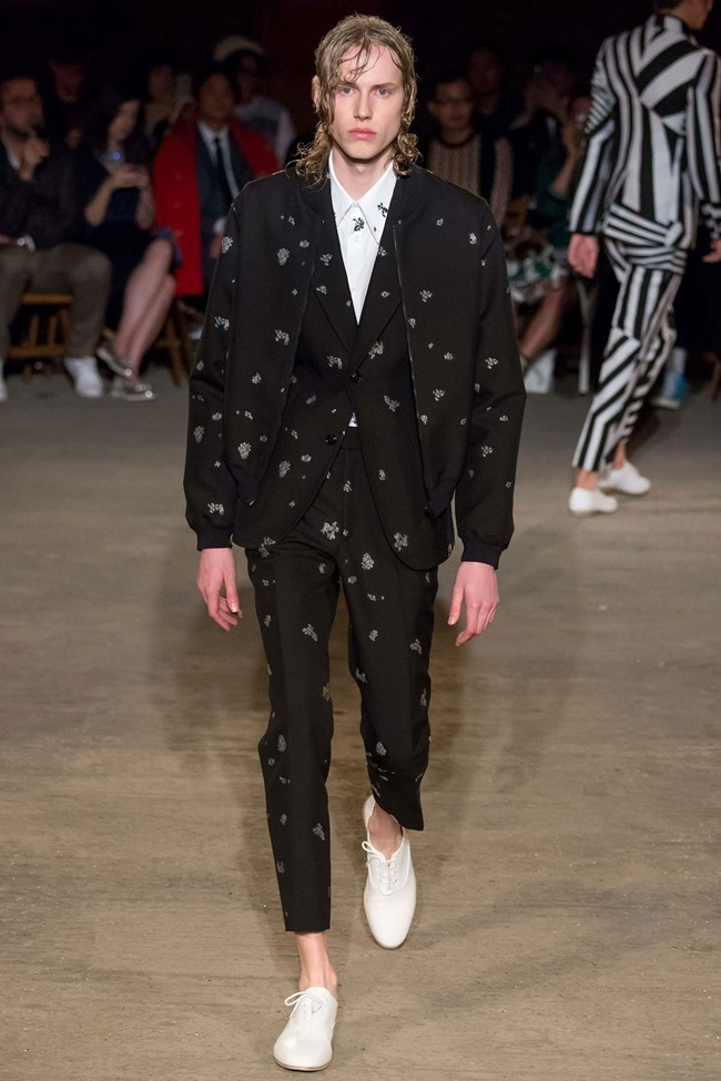 LONDON COLLECTIONS MEN Alexander McQueen Spring 2016. LCM, www.imageamplified.com, Image Amplified (26)