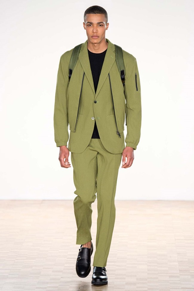 LONDON COLLECTIONS MEN Hardy Amies Spring 2016. LCM, www.imageamplified.com, Image Amplified (1)