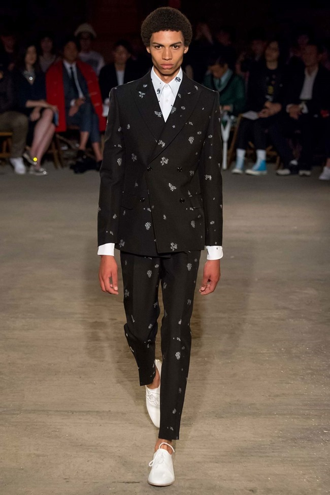 LONDON COLLECTIONS MEN Alexander McQueen Spring 2016. LCM, www.imageamplified.com, Image Amplified (28)