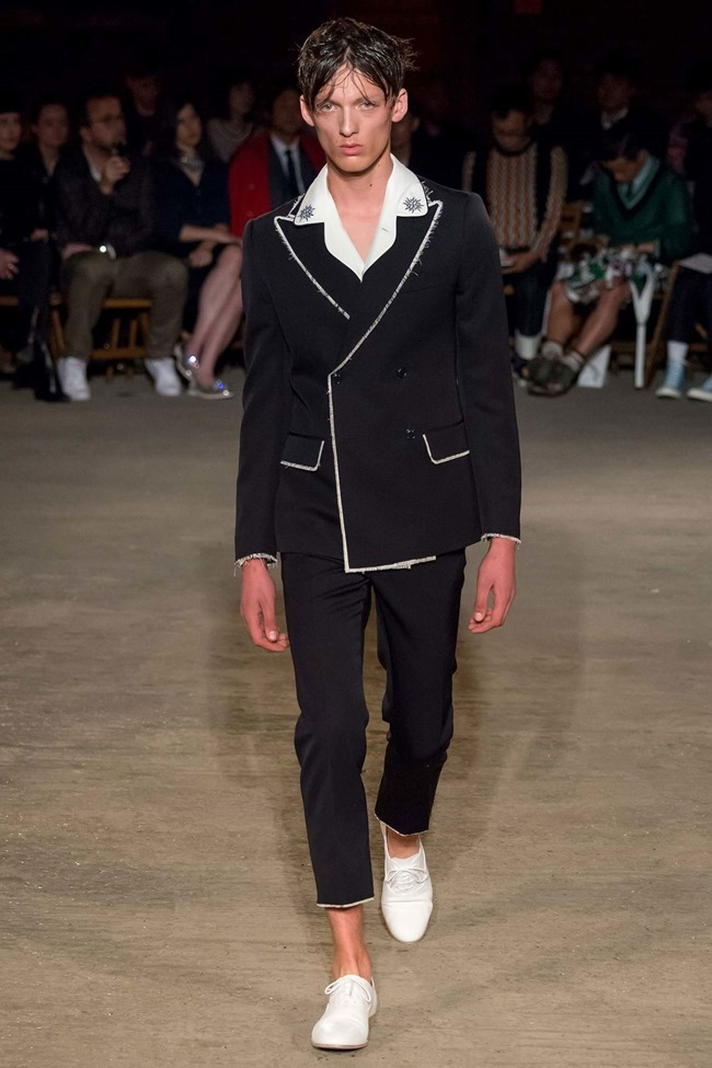 LONDON COLLECTIONS MEN Alexander McQueen Spring 2016. LCM, www.imageamplified.com, Image Amplified (29)