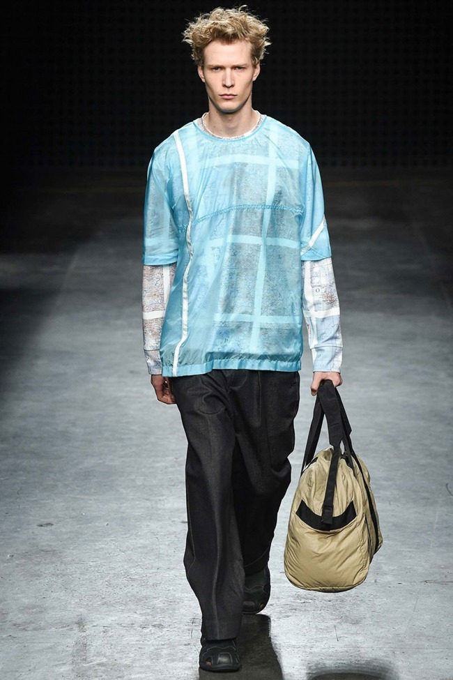 LONDON COLLECTIONS MEN Christopher Raeburn Spring 2016. LCM, www.imageamplified.com, Image Amplified (31)