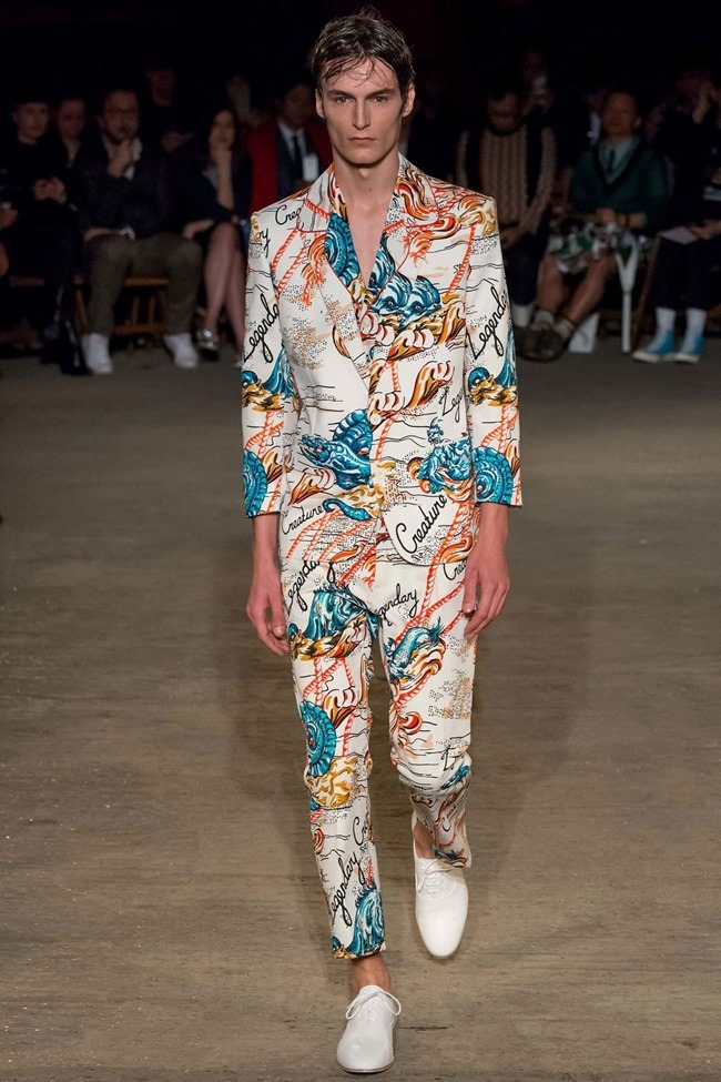 LONDON COLLECTIONS MEN Alexander McQueen Spring 2016. LCM, www.imageamplified.com, Image Amplified (33)
