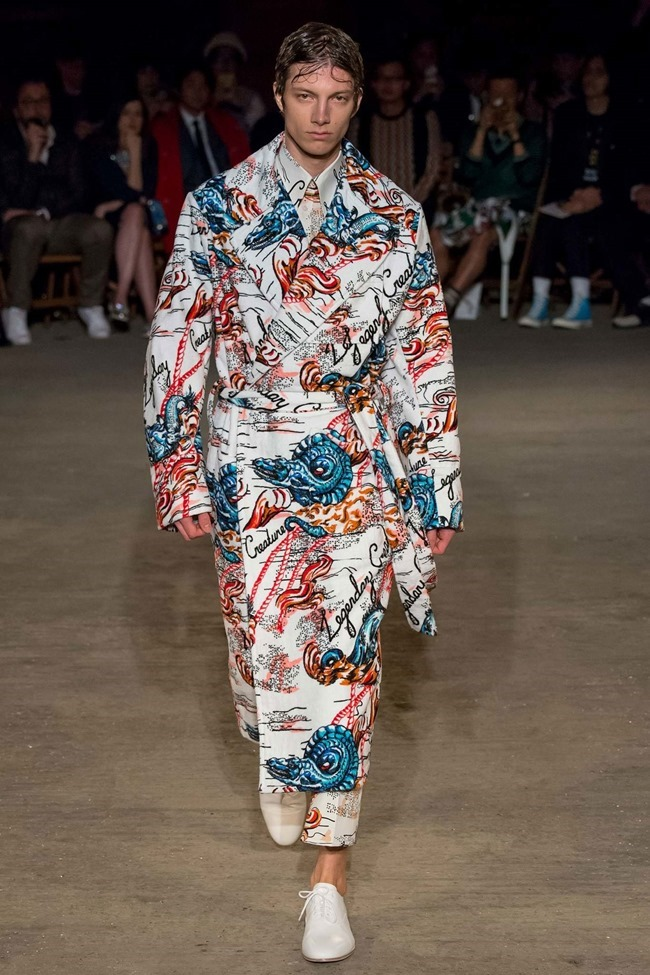 LONDON COLLECTIONS MEN Alexander McQueen Spring 2016. LCM, www.imageamplified.com, Image Amplified (34)