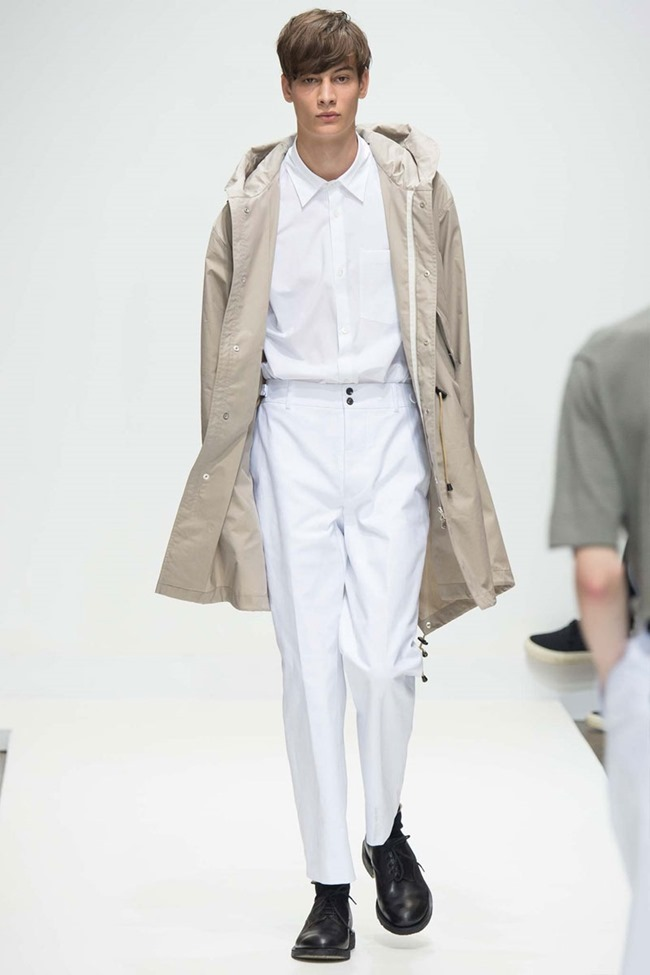 LONDON COLLECTIONS MEN Margaret Howell Spring 2016. LCM, www.imageamplified.com, Image Amplified (5)