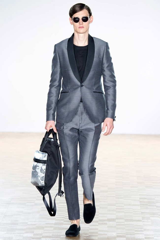 LONDON COLLECTIONS MEN Hardy Amies Spring 2016. LCM, www.imageamplified.com, Image Amplified (34)