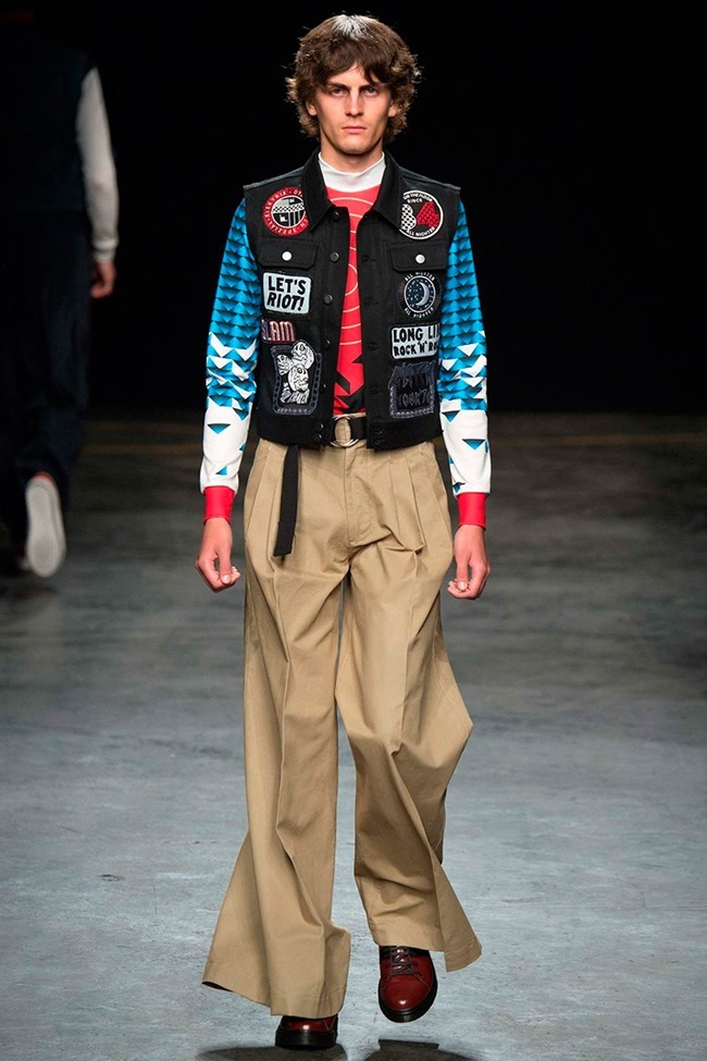 LONDON COLLECTIONS MEN Topman Design Spring 2016. LCM, www.imageamplified.com, Image Amplified (7)