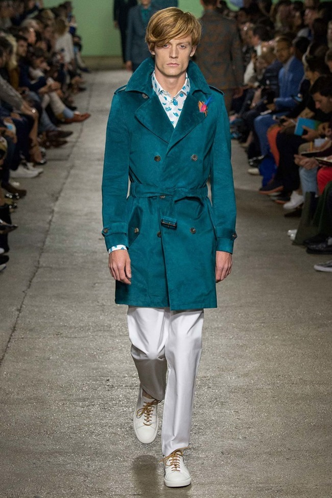 LONDON COLLECTIONS MEN Richard James Spring 2016. LCM, www.imageamplified.com, Image Amplified (18)