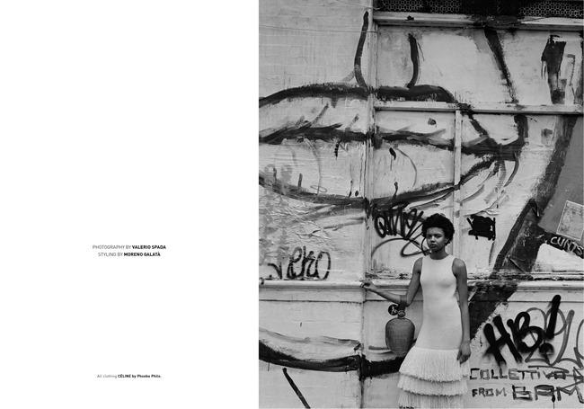 LURVE MAGAZINE Poppy Okotcha by Valerio Spada. Moreno Galata, Summer 2015, www.imageamplified.com, Image Amplified (11)