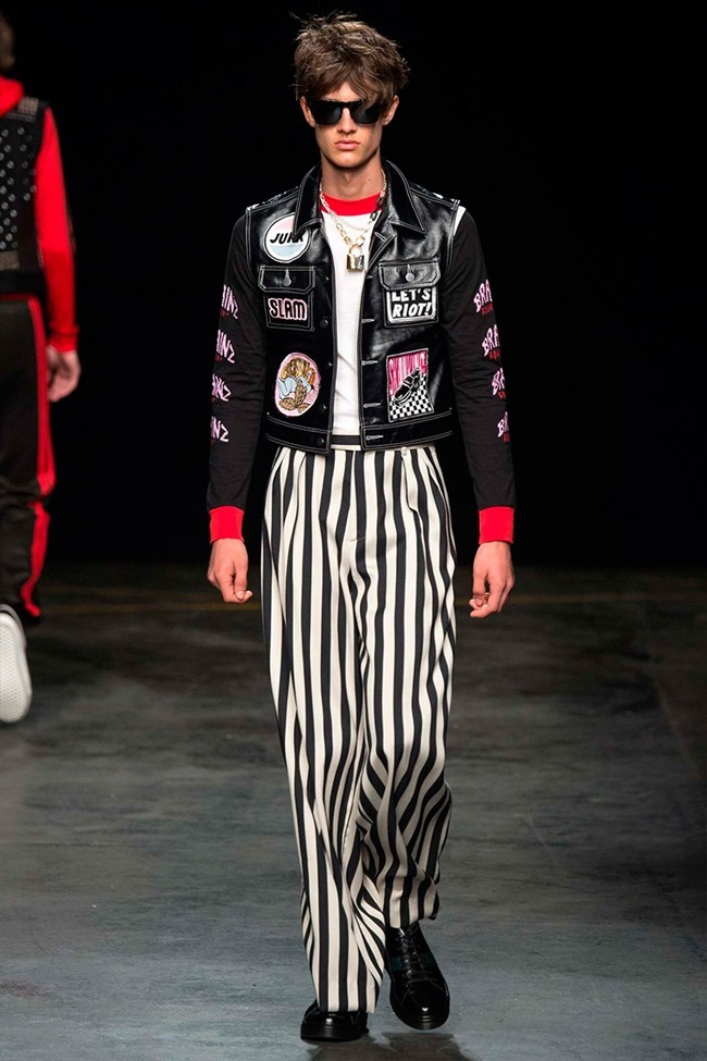 LONDON COLLECTIONS MEN Topman Design Spring 2016. LCM, www.imageamplified.com, Image Amplified (37)