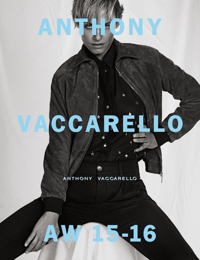 CAMPAIGN Amber Valletta for Anthony Vaccarello Fall 2015 by Inez & Vinoodh. www.imageamplified.com, Image Amplified (1)