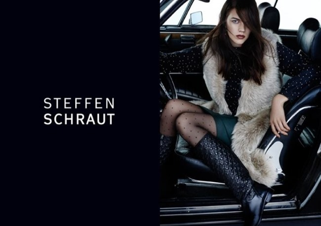 CAMPAIGN Antonia Wesseloh for Steffen Schraut Fall 2015 by Alexx & Anton. www.imageamplified.com, Image Amplified (3)