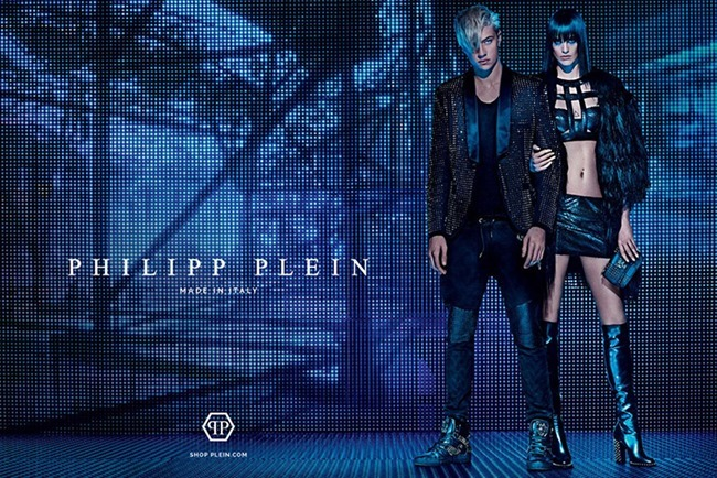 CAMPAIGN Lucky Blue Smith for Philipp Plein Fall 2015 by Steven Klein. www.imageamplified.com, Image Amplified (1)