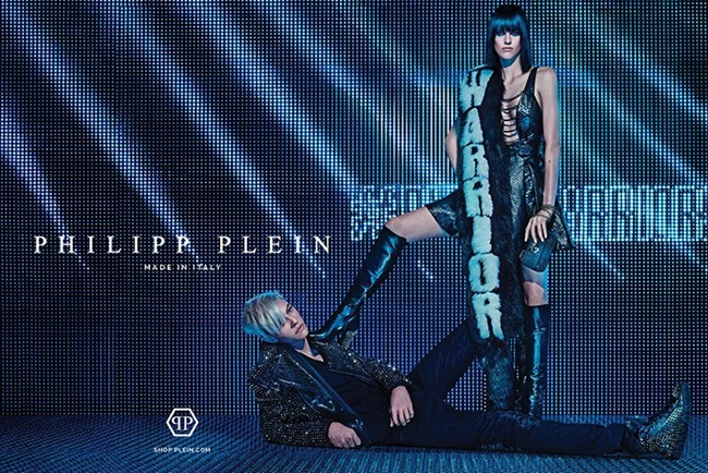 CAMPAIGN Lucky Blue Smith for Philipp Plein Fall 2015 by Steven Klein. www.imageamplified.com, Image Amplified (3)