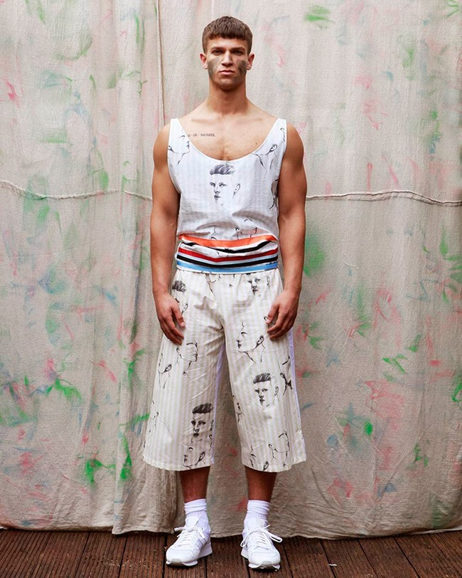 LONDON COLLECTIONS MEN Joseph Turvey Fall 2015. www.imageamplified.com, Image Amplified (1)