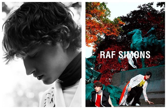 CAMPAIGN Raf Simons Fall 2015 by Willy Vanderperre. Olivier Rizzo, www.imageamplified.com, Image Amplified (3)