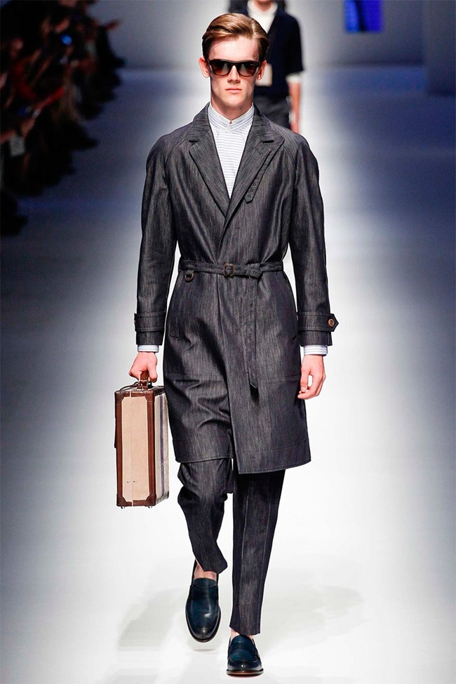 MILAN FASHION WEEK Canali Spring 2016. www.imageamplified.com, Image Amplified (2)
