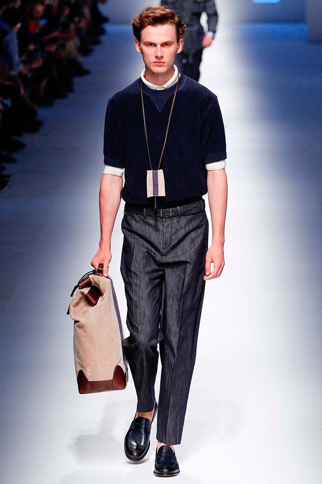 MILAN FASHION WEEK Canali Spring 2016. www.imageamplified.com, Image Amplified (5)