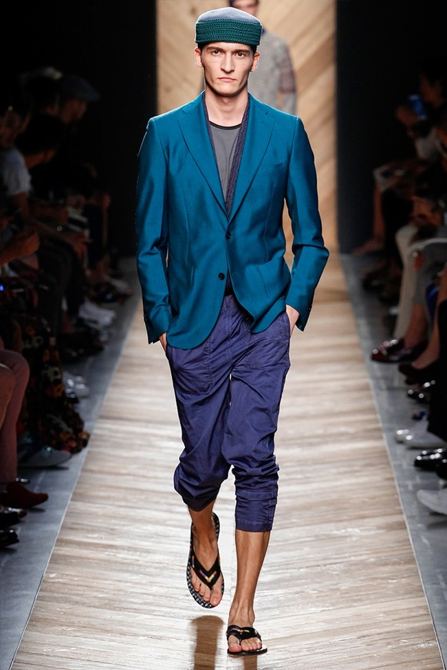 MILAN FASHION WEEK Bottega Veneta Spring 2016. www.imageamplified.com, Image Amplified (44)