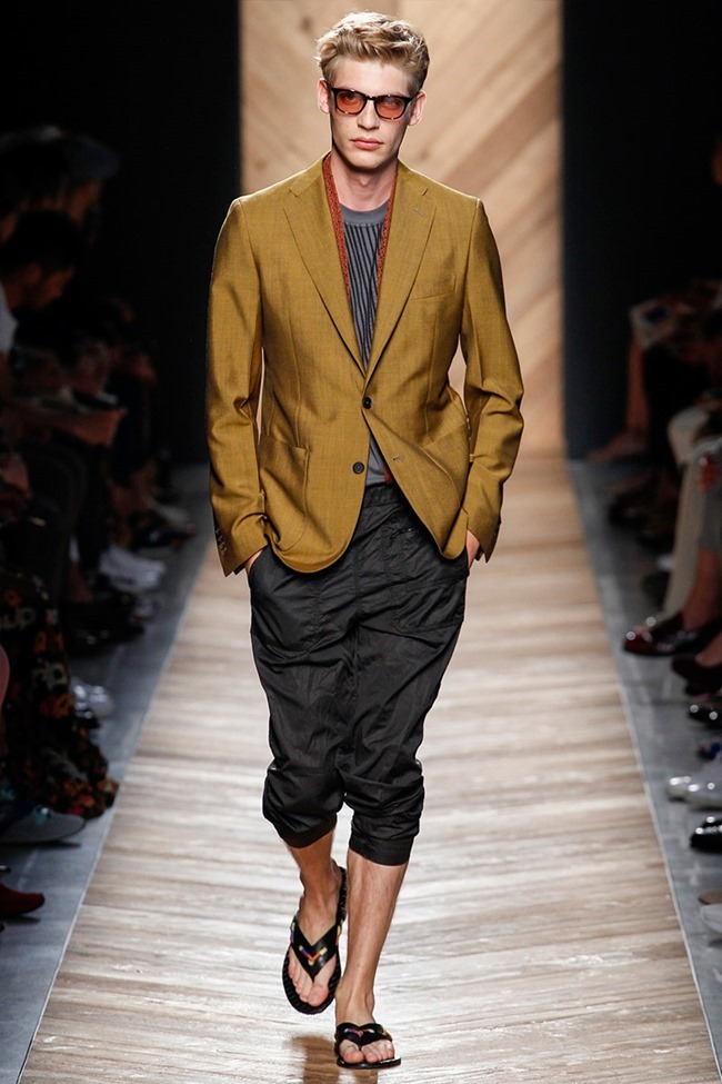 MILAN FASHION WEEK Bottega Veneta Spring 2016. www.imageamplified.com, Image Amplified (46)