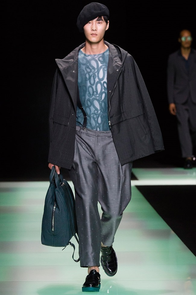MILAN FASHION WEEK Emporio Armani Spring 2016. www.imageamplified.com, Image Amplified (3)