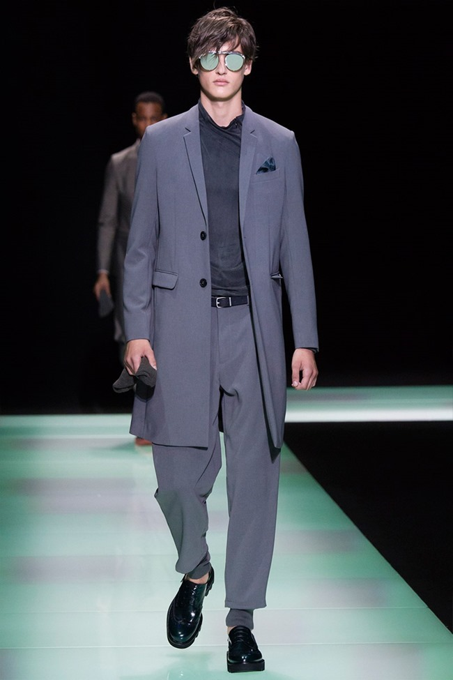 MILAN FASHION WEEK Emporio Armani Spring 2016. www.imageamplified.com, Image Amplified (5)