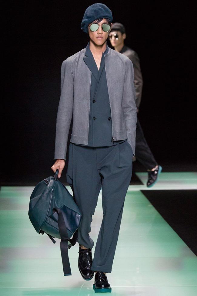 MILAN FASHION WEEK Emporio Armani Spring 2016. www.imageamplified.com, Image Amplified (29)