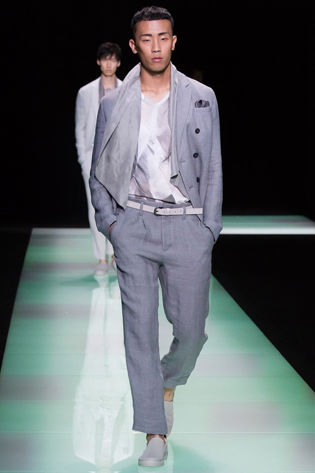 MILAN FASHION WEEK Emporio Armani Spring 2016. www.imageamplified.com, Image Amplified (45)