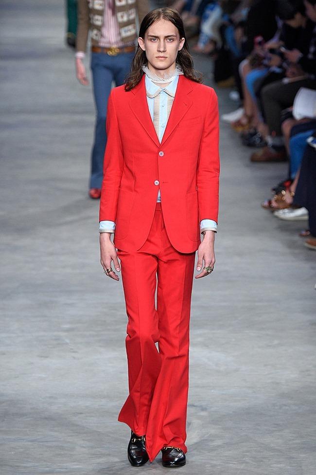 MILAN FASHION WEEK Gucci Spring 2016. www.imageamplified.com, Image Amplified (32)