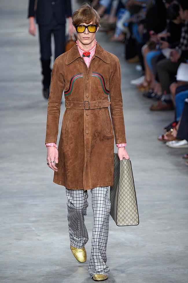 MILAN FASHION WEEK Gucci Spring 2016. www.imageamplified.com, Image Amplified (36)