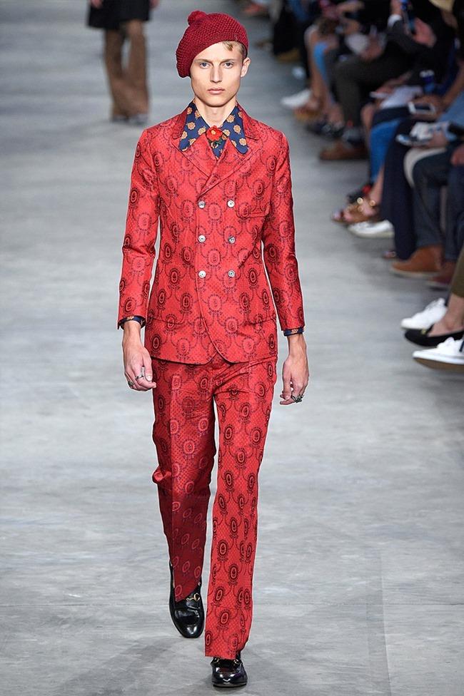 MILAN FASHION WEEK Gucci Spring 2016. www.imageamplified.com, Image Amplified (40)