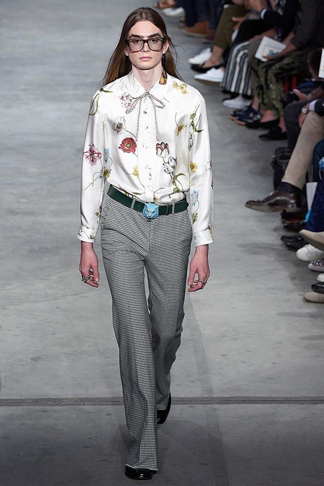 MILAN FASHION WEEK Gucci Spring 2016. www.imageamplified.com, Image Amplified (42)